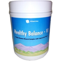Кембриджское питание -  Сухой напиток каппучино (Healthy Balance VI | Cappuccino hot drink)