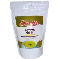 Кембриджське харчування - Суп-крем картопляний (Potato Soup)